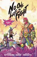 No One Left to Fight TPB (2020 Dark Horse) 1-1ST