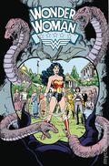 Wonder Woman TPB (2016-2020 DC) By George Perez 4-1ST