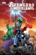 Avengers of the Wastelands (2020 Marvel) 1A