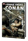Savage Sword of Conan Omnibus HC (2019 Marvel) The Original Marvel Years 3A-1ST