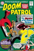 Doom Patrol The Silver Age TPB (2018 DC) 2-1ST