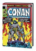 Conan the Barbarian Omnibus HC (2018 Marvel) 4A-1ST