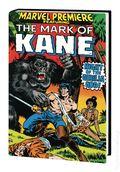 Solomon Kane The Marvel Years Omnibus HC (2020 Marvel) 1A-1ST