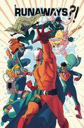 Runaways TPB (2018- Marvel) By Rainbow Rowell 5-1ST