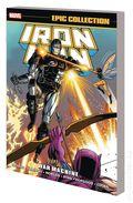 Iron Man War Machine TPB (2020 Marvel) Epic Collection 1-1ST