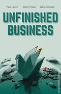 Unfinished Business HC (2020 Dark Horse) 1-1ST