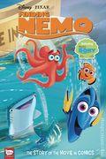 Disney-Pixar Finding Nemo The Story of the Movie in Comics HC (2020 Dark Horse) Disney Comics 1-1ST