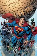Superman HC (2019 DC) By Brian Michael Bendis 3-1ST