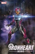Ironheart 2020 (2020 Marvel) 1A