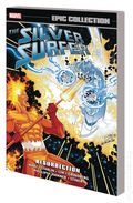 Silver Surfer Resurrection TPB (2020 Marvel) Epic Collection 1-1ST