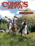 Comics Revue Presents TPB (2009-Present Manuscript Press) Re-Launch Bi-Monthly Double-Sized #281-Up 407/408-1ST