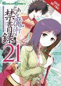 A Certain Magical Index GN (2015- A Yen Press Digest) 21-1ST