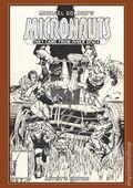 Michael Golden's Micronauts HC (2020 IDWl) Artist's Edition 1-1ST