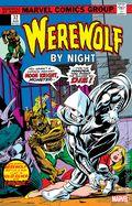 Werewolf by Night Facsimile Edition (2020 Marvel) 32