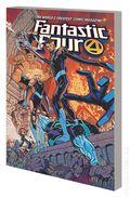 Fantastic Four TPB (2019- Marvel) By Dan Slott 5-1ST