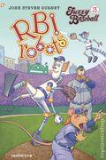 Fuzzy Baseball HC (2019 Papercutz) 3-1ST