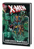 X-Men God Loves, Man Kills HC (2020 Marvel) Extended Cut Gallery Edition 1-1ST