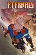 Eternals Poster Book SC (2020 Marvel) 1-1ST