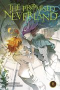 Promised Neverland GN (2017- A Viz Digest) 15-1ST