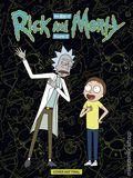 Art of Rick and Morty HC (2017 Dark Horse) 2DLX-1ST