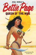 Bettie Page Queen of the Nile TPB (2021 Dynamite) 2nd Edition 1-1ST