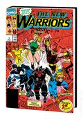 New Warriors Classic TPB (2021 Marvel) 2nd Edition 1B-1ST