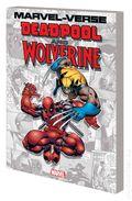 Marvel-Verse Deadpool and Wolverine TPB (2020 Marvel) 1-1ST