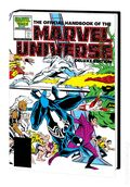 Official Handbook of the Marvel Universe Omnibus HC (2020 Marvel) Deluxe Edition 1B-1ST