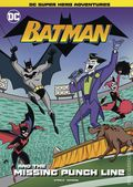 DC Super Heroes Adventures: Batman and the Missing Punchline SC (2020 Stone Arch Books) 1-1ST