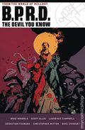 B.P.R.D. The Devil You Know Omnibus HC (2021 Dark Horse) 1-1ST