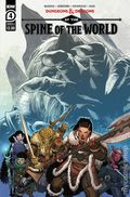 Dungeons and Dragons at the Spine of the World (2020 IDW) 4A