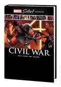 Civil War HC (2021 Marvel) Marvel Select Edition 1-1ST