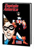 Captain America Omnibus HC (2021 Marvel) By Dan Jurgens 1A-1ST