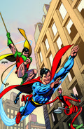 Superman's Greatest Team-Ups HC (2021 DC) 1-1ST
