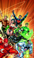 Justice League The New 52 Omnibus HC (2021 DC) 1-1ST