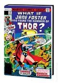 What If Original Marvel Series Omnibus HC (2021 Marvel) 1B-1ST