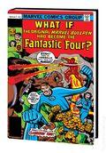 What If Original Marvel Series Omnibus HC (2021 Marvel) 1C-1ST