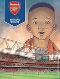 Arsenal FC The Game We Love HC (2021 Titan Comics) 1-1ST