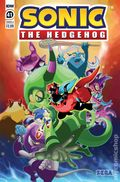 Sonic The Hedgehog (2018 IDW) 41A