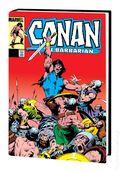 Conan the Barbarian Omnibus HC (2018- Marvel) 6A-1ST