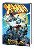 X-Men Inferno Prologue HC (2021 Marvel) 2nd Edition 1A-1ST