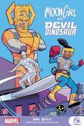Moon Girl and Devil Dinosaur Bad Buzz TPB (2021 Marvel) 1-1ST