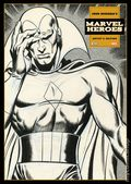 John Buscema's Marvel Heroes HC (2021 IDW) Artist's Edition 1-1ST