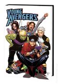 Young Avengers Omnibus HC (2021 Marvel NOW) By Gillen and McKelvie 2nd Edition 1B-1ST