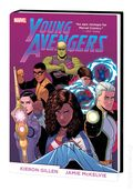 Young Avengers Omnibus HC (2021 Marvel NOW) By Gillen and McKelvie 2nd Edition 1A-1ST