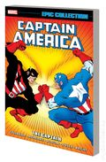 Captain America The Captain TPB (2021 Marvel) Epic Collection 1-1ST