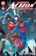 Action Comics (2016 3rd Series) 1032A