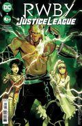 Rwby Justice League (2021 DC) 3A
