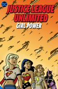 Justice League Unlimited Girl Power TPB (2021 DC) 1-1ST