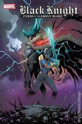 Black Knight Curse of the Ebony Blade (2021 Marvel) 5A